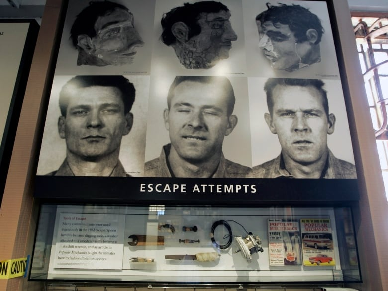 Alcatraz escapees could have survived, scientists say