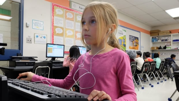 The Liberal government's 2017 budget included $50 million to help students from kindergarten to Grade 12 learn to code.