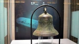HMS Erebus replica bell