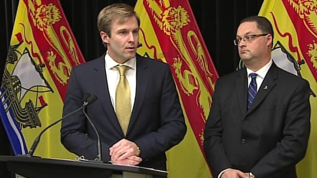 "Premier Brian Gallant and Energy Minister Donald Arseneault announced a moratorium on hydraulic fracturing last week. One of the conditions for lifting the moratorium is the technique gaining ""social licence."""