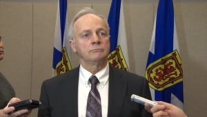 Leo Glavine, the health minister, could move to prevent the men from becoming dentists.