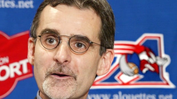Former Montreal Alouettes president, Skip Prince wants to be the next commissioner of the CFL.