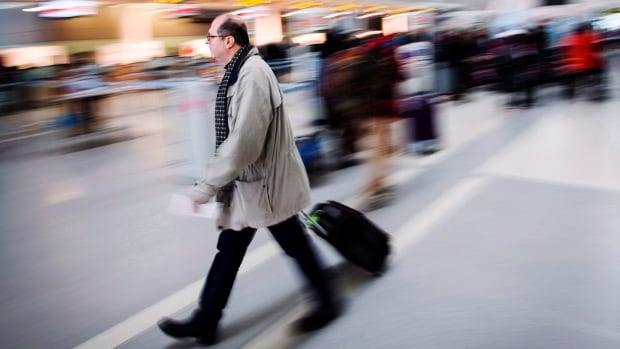 Today, the last Friday before Christmas, is expected to be one of the busiest days for air travel across North America.