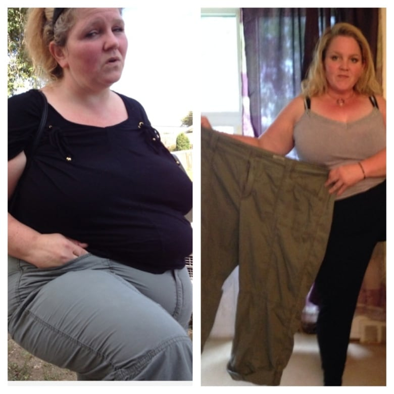 Person weight lose obese help