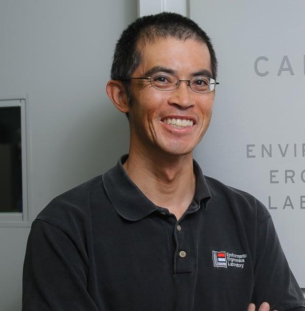 Stephen Cheung of Brock University