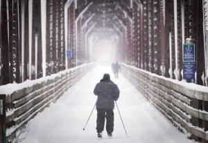 New Brunswick Weather 20141218