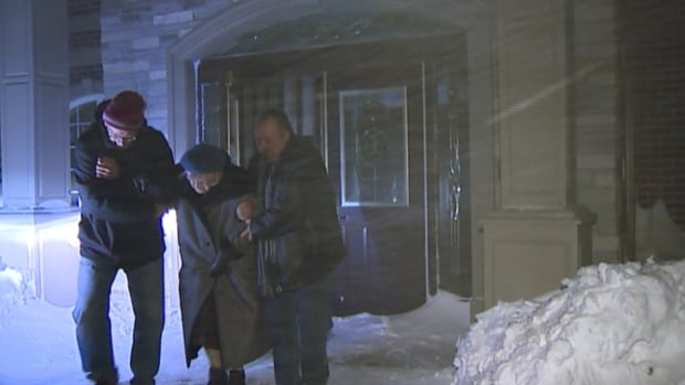 Relatives scrambled to help residents of the Cambridge Estates personal care home in St. John's during a prolonged power outage.