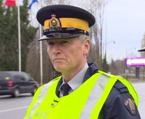 RCMP Cpl. Richard DeJong