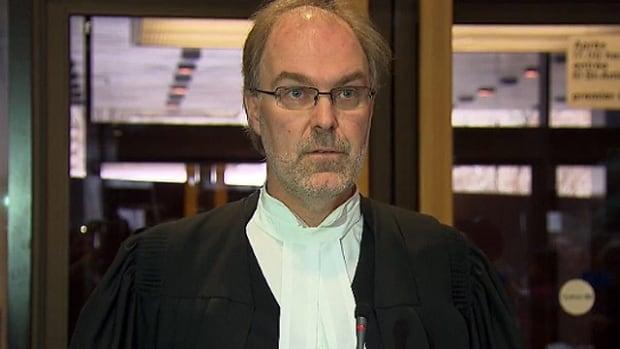Luka Magnotta Crown prosecutor Louis Bouthillier