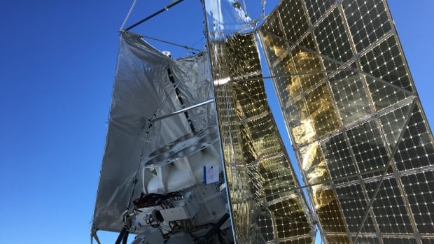 UBC scientists in Antarctica have launched the SPIDER telescope to hopefully reveal what happened at the very beginning of Big Bang.