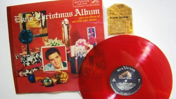Top 10 Most Valuable Christmas Records Cbc News