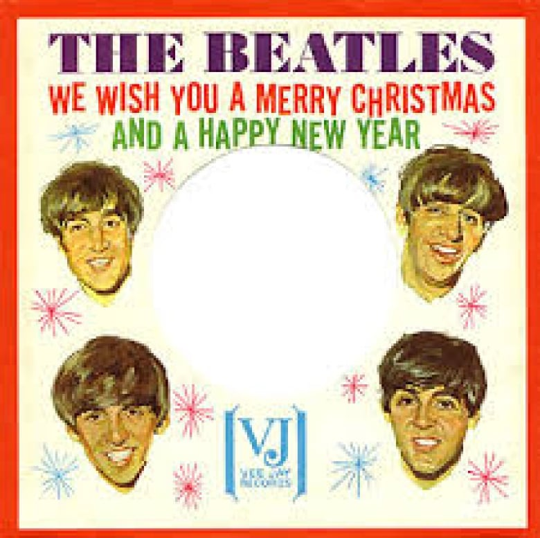 The Beatles Christmas Album.Top 10 Most Valuable Christmas Records Cbc News