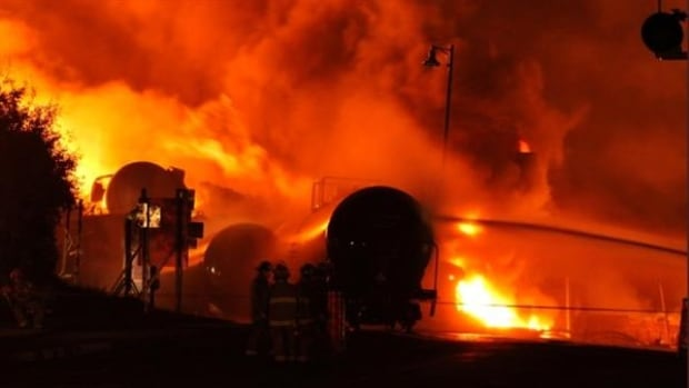 Forty-seven people died in the town of Lac-Mégantic, Que. on July 6, 2013 when a train derailed and exploded.