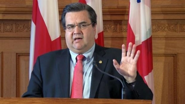 Denis Coderre quotes of 2014