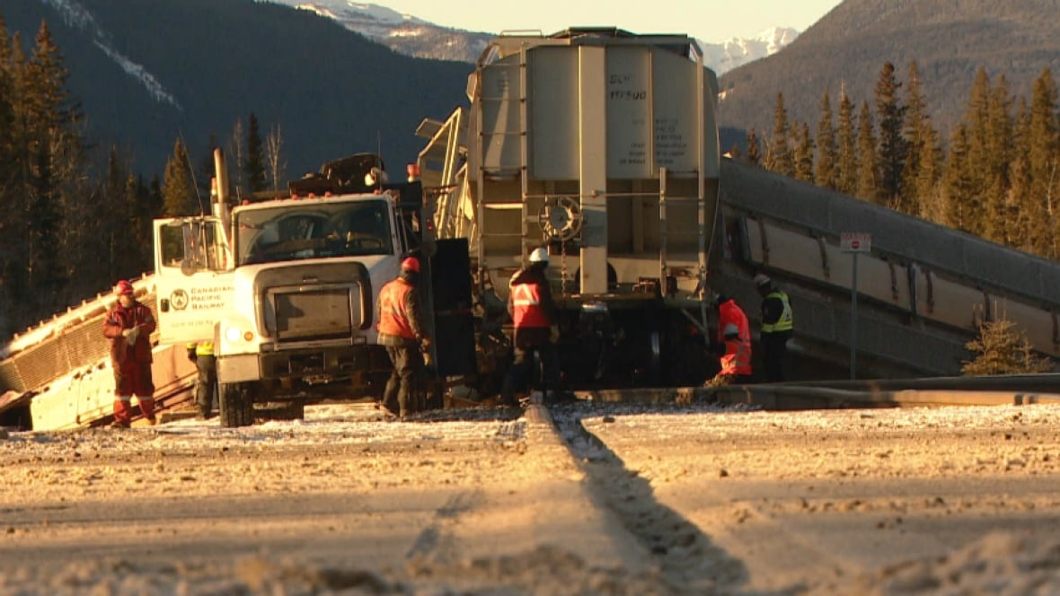 CP Rail train conductor speaks out on her firing after Banff