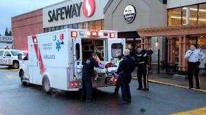 Surrey police involved shooting