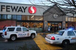Man shot by transit police in Surrey