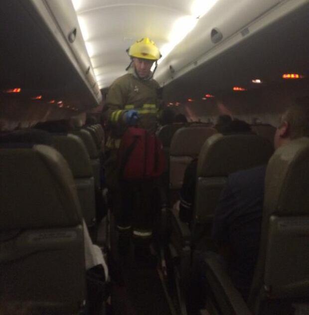 Porter Airlines Flight PD539