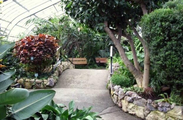 Thunder Bay conservatory