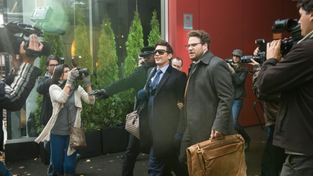 Magic Lantern Theatres will be screening The Interview, starring James Franco and Seth Rogen, in five locations — Ottawa, Toronto, Regina, Saskatoon and Peace River, Alta., beginning Jan. 2.