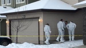 North Edmonton suspicious death