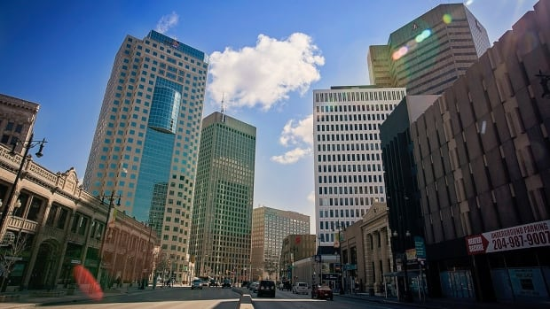 Winnipeg's downtown is in a period of unprecedented growth, the University of Winnipeg's Institute of Urban Studies says.
