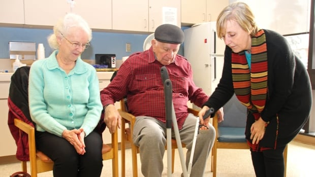 Older people are less likely than younger people to have the strength and agility to find their feet once they begin to lose their balance, which makes fall prevention particularly important.