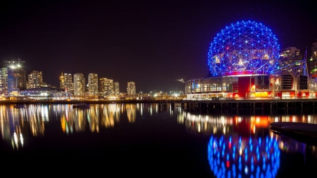 Science World is just one of the venues in Vancouver holding a mega New Year's Eve party on December 31.