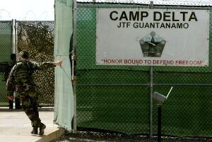 SECURITY GUANTANAMO