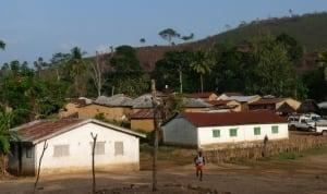 Meliandou Ebola first case