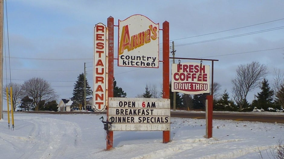 Anna S Country Kitchen Robbed Food Taken Cbc News