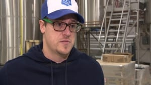 Jay Cooke brewmaster at District Brewing Company