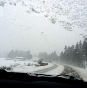 B.C. storm