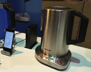 Smarter kettle