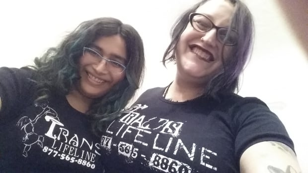 Trans Lifeline is run by volunteers, all of whom identify as trans.