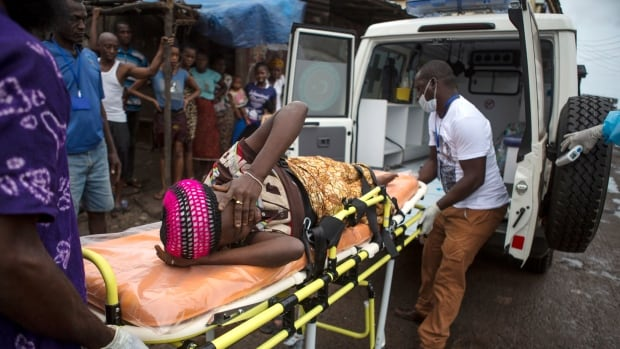 The Ebola outbreak centred in West Africa has a mortality rate so far of 39 per cent.