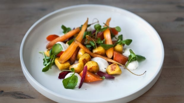 The Acorn's mouthwatering vegetarian dishes are part of a veggie-friendly trend that will continue this year.