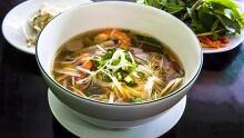 """""""Pho"""" Vietnamese Rice Noodle Soup"""