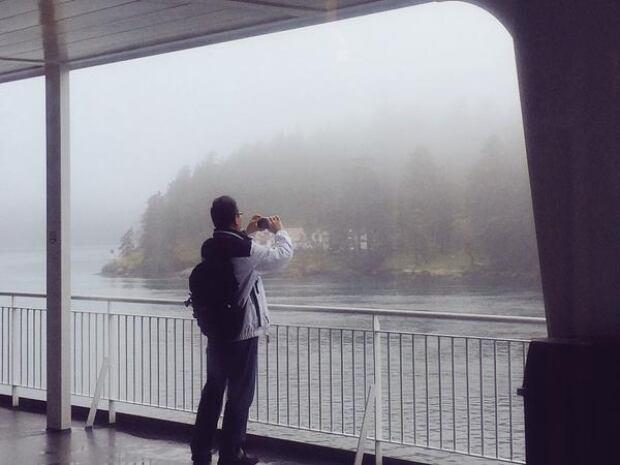 Active pass fog