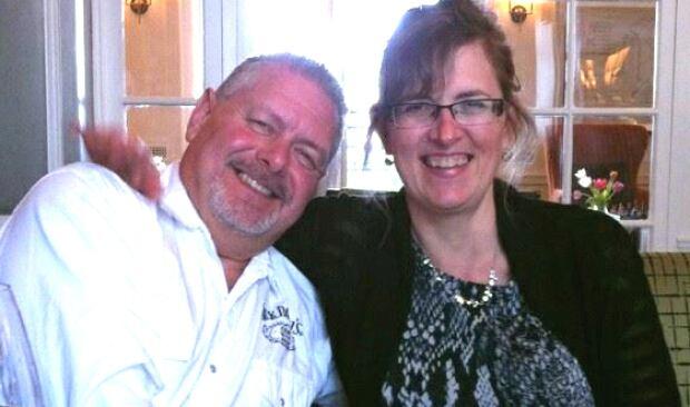 Brenda Walker and Glenn Randall