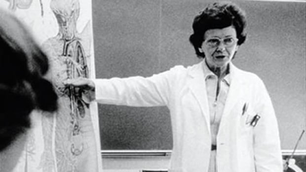 """Dr. Vera Peters - radiation oncologist, Class of 1934 from the University of Toronto - is not a household name, but she's a member of Order of Canada and the Canadian medical hall of fame. The citation calls her, """"an outstanding clinical investigator who changed the management of Hodgkin's disease and breast cancer."""""""
