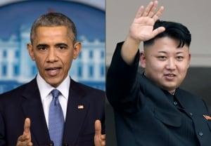Kim Jong-un-Obama