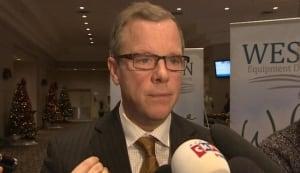 Premier Brad Wall