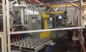 Plainsman Manufacturing robot