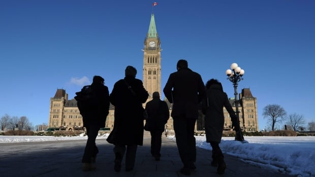 Spending on bonuses and other performance pay rose during the first year of Justin Trudeau's government, new figures show.