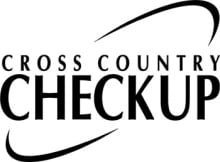 Cross Country Checkup Logo