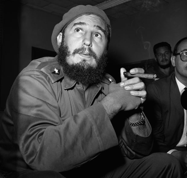 Prime Minister Fidel Castro, 1961