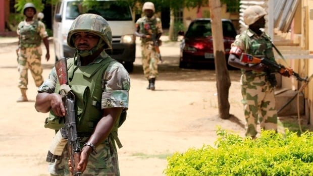 Nigeria's armed forces have struggled to recapture many rural areas previously lost to Boko Haram's fighters.