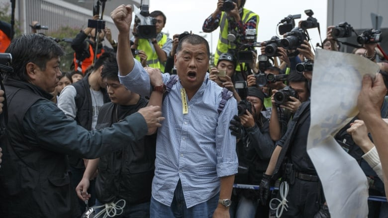 The days of press freedom in Hong Kong seem numbered