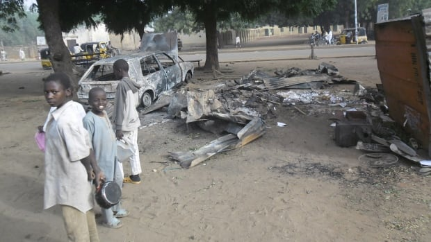 Boko Haram slaughter in Nigeria condemned by UN